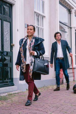 Robert en Benedicte - eigenaren van Benedicte   Fashion for Women Nijmegen